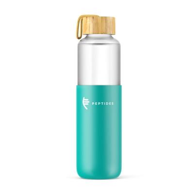 Стеклянная бутылка для воды