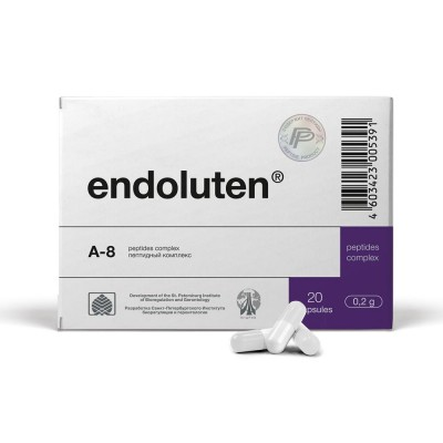 Эндолутен N20 — пептиды эпифиза A-8